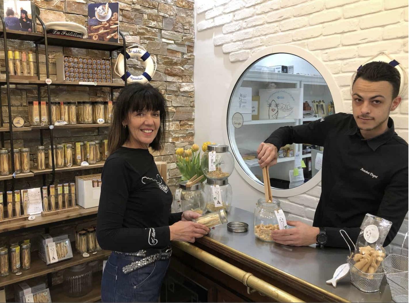 Les Sablés Marseillais, la nouvelle boutique gourmande du Panier